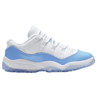 7de130e3922c5c ... Jordan Retro 11 Low - Boys Preschool - White Light Blue ...
