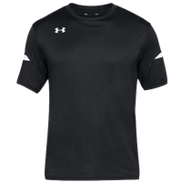 Under Armour Team Golazo 2.0 Jersey - Boys' Grade School - Black / White
