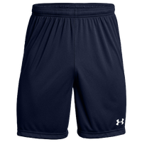 Under Armour Team Golazo 2.0 Shorts - Boys' Grade School - Navy / White