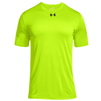 Under Armour Team Locker 2.0 S/S T-Shirt - Boys' Grade School - Yellow / Black