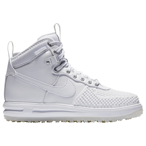 Nike Lunar Force 1 Duckboots - Men\u0027s - All White / White