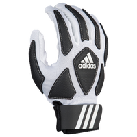 adidas Full Finger Scorch Destroyer 2 Lineman - Men's - White / Black