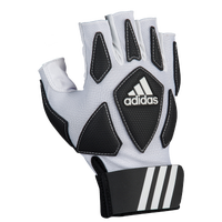 adidas Half Finger Scorch Destroyer 2 Lineman - Men's - White / Black