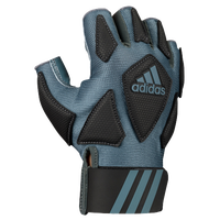 adidas Half Finger Scorch Destroyer 2 Lineman - Men's - Grey / Black