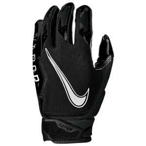 Nike Vapor Jet 6.0 Receiver Gloves - Men's - Black/Black/White