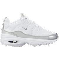 Nike Air Max Plus Niños Blancos oficial de salida 1ifks