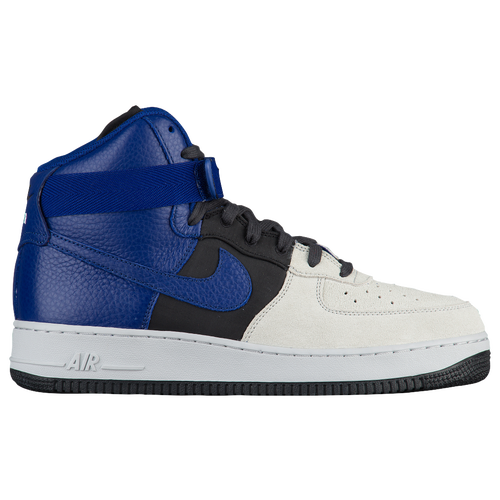 Nike Air Force 1 High LV8 - Men's - Off-White / Blue