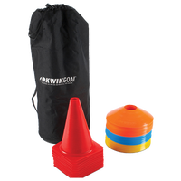 Kwik Goal Team Cone and Carry Package