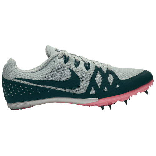 Nike Zoom Rival MD 8 - Women's - Track & Field - Shoes - Barely Grey/Deep  Jungle/Sunset Pulse