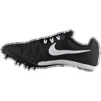 Nike Zoom Rival S 9 - B - Medium Track & Field Shoes - Fuchsia Blast/White/Grand Purple 23654OJS