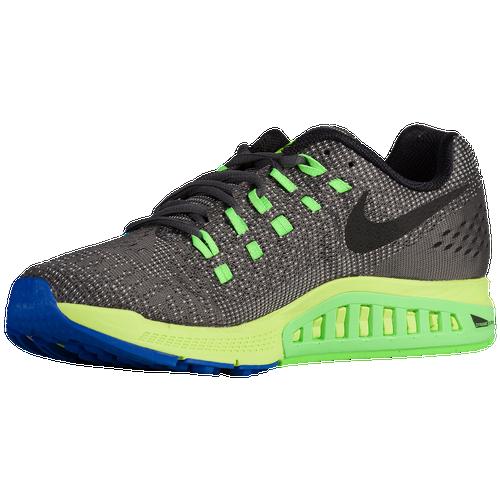Nike Air Zoom Structure 19 - Men's - Running - Shoes - Dark Grey/Blue  Lagoon/Volt/Black