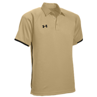 Under Armour Team Rival Polo - Men's - Gold / Black