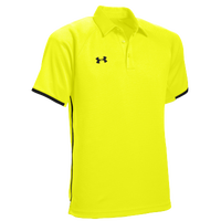 Under Armour Team Rival Polo - Men's - Yellow / Black