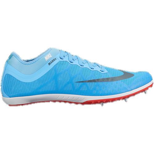 sports shoes 2ca26 22aa2 Nike Zoom Mamba 3 - Mens - Track  Field - Shoes - Football BlueBlue  FoxBright Crimson
