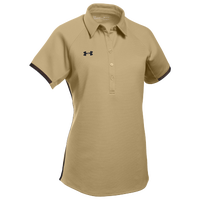 Under Armour Team Rival Polo - Women's - Gold