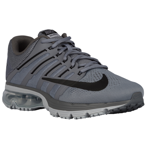 lowest price 4b7f8 3ee7c ... Nike Air Max Excellerate 4 - Mens - Running - Shoes - Cool GreyWolf  GreyDark GreyBlack ...