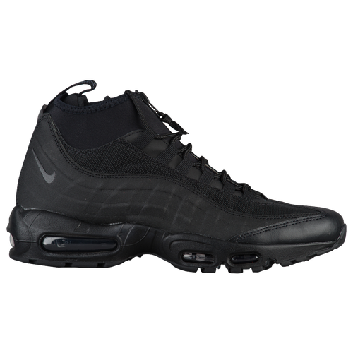 Nike Air Max 95 Essential Black Trainers Urban Outfitters