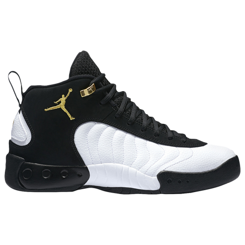 Jordan Jumpman Pro - Men\u0027s - Basketball - Shoes - Black/Metallic Gold/White