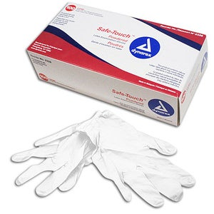 Mueller Latex Gloves with Powder
