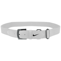 Nike Baseball Belt 2.0 - Men's - All White / White
