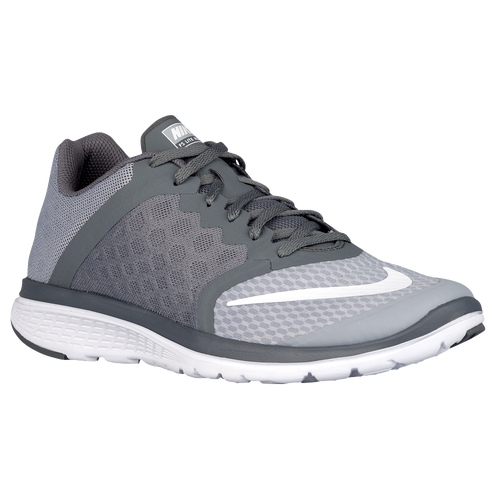 1c3f4223b9f Nike FS Lite Run 3 - Men s - Running - Shoes - Wolf Grey Cool Grey White