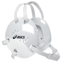 ASICS® Snap Down Earguard - Men's - White / Black