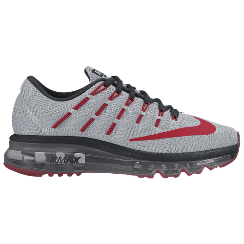 Nike Air Max 2016 Shoes For Mens Light Grey Blue