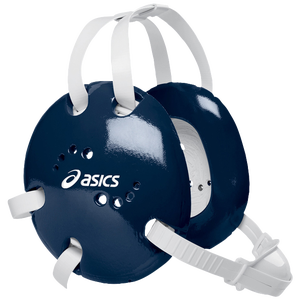 ASICS® Snap Down Earguard - Men's - Navy