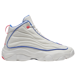 e501d912917b8b Jordan Pro Strong - Men s - Basketball - Shoes - Black Team Orange Blue  White