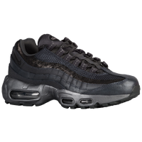 womens nike air max 95 black grey