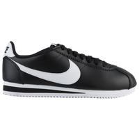 big sale 8c876 8a8a4 Nike Classic Cortez Nylon Trainer  Nike Classic Cortez - Women s - Black    White