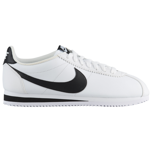 nike cortez white with red swoosh