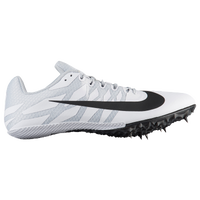 reputable site ae100 ac0df Nike Zoom Rival S 9 - Mens - White  Black