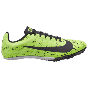 Nike Zoom Rival S 9 - Women's - Electric Green/Black/Pure Platinum