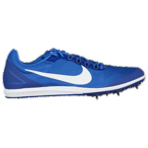 Nike Zoom Rival D 10 - Men's Track & Field - Hyper Royal/White/Deep Royal Blue/Black 07566411