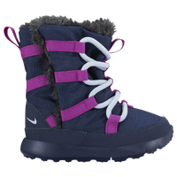 nike roshe one hi sneaker boot - girls toddler halloween