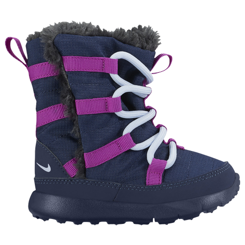 girls toddler nike roshe one hi sneakerboots