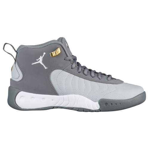 d420ff0280cd70 jordan jumpman pro boys grade school basketball shoes cool grey white wolf  grey metallic gold