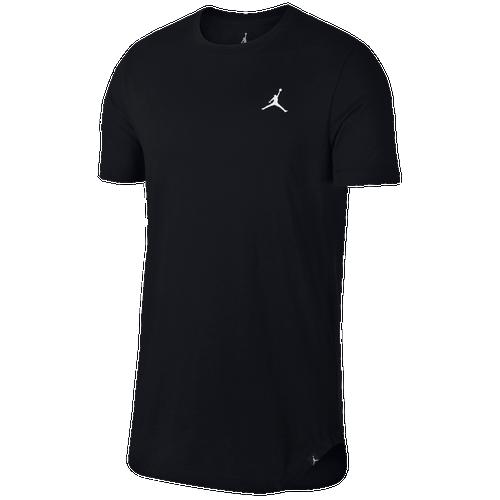 539336077fe5fb Jordan JSW Alternative Hem Wings T-Shirt - Men s - Basketball ...