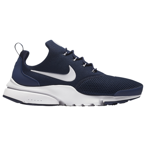 Nike Presto Fly - Men's - Casual - Shoes - Midnight Navy/Midnight Navy/White