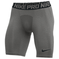 Nike Team Pro Shorts - Men's - Grey