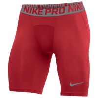Nike Team Pro Shorts - Men's - Red