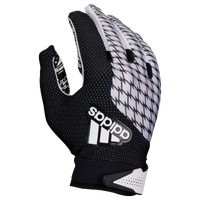 adidas adiFAST 2.0 Receiver Gloves - Boys' Grade School - White / Black