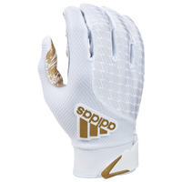 adidas adiFAST 2.0 Receiver Gloves - Boys' Grade School - White