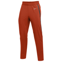Nike Team Authentic Practice Pants - Men's - Orange / Grey
