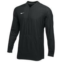 Nike Team Authentic Lockdown Jacket - Men's - Black / White