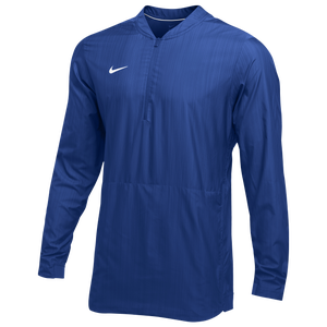 Nike Team Authentic Lockdown Jacket - Men's - Game Royal/White