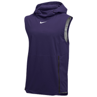 Nike Team Authentic Alpha Fly Rush Vest - Men's - Purple / Black