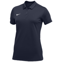 Nike Team S/S Polo - Women's - Navy / White