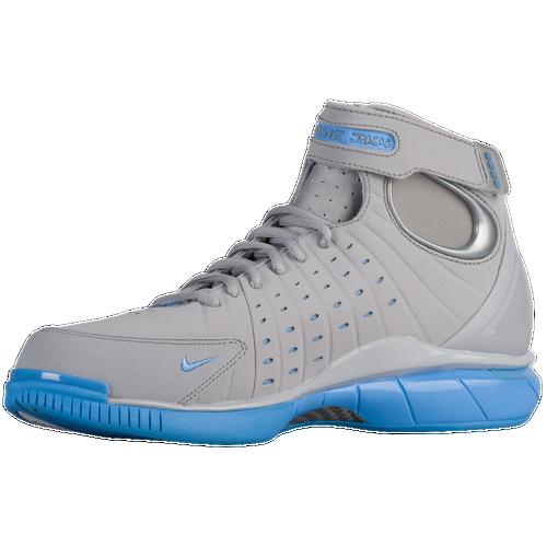 Nike Air Zoom Huarache 2K4 - Men's - Basketball - Shoes - Wolf Grey/University  Blue/White/Wolf Grey